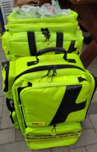 Erste-Hilfe-Taschen